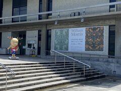 奈良県立美術館です。展示に関して、ウォルター・クレインの絵も素敵でした。