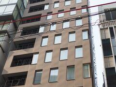 ベストウェスタンプラスホテルフィーノ大阪北浜   テーブルが広いという情報で選んだ。
