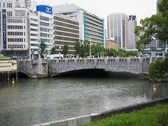 淀屋橋  淀屋橋って聞くとついつい京阪電車の淀屋橋駅を思い浮かべるが当然ながら橋の名前。