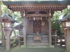 大黒神社。 大国主神。