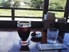 もうお腹いっぱいでオススメのチーズケーキは食べれなかったので、アイスコーヒーを飲みながら、ゆっくり休憩出来ました♪ヽ(´▽`)/