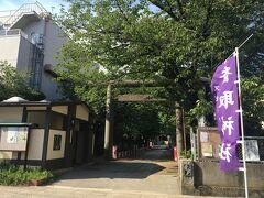 さらに足を伸ばして、香取神社へ。