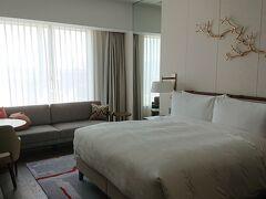 宿泊はJWマリオットホテル奈良