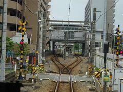 南橋本駅。 このあたりまでは、まだ橋本の町の中。 自宅からもそう遠くない地域なので、このあたりまでは土地勘がある。