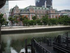 土佐堀川と中央公会堂