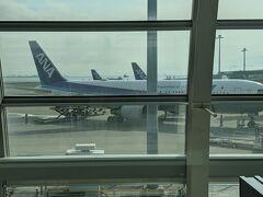 羽田空港 エアポートラウンジ (第2旅客ターミナル2F ゲートラウンジ)
