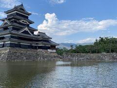 人生初の松本城見学