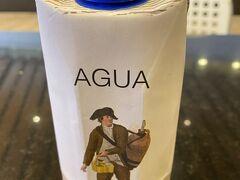 プラド美術館に売っていたミネラルウォーター スペインでは、「ミネラルウォーター」が通じない場面が多々あったので「AGUA」覚えました