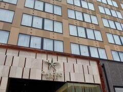 カンデオホテル まだ新しいホテルです。