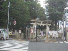 半年前  https://4travel.jp/travelogue/11678836  にも来た鳩森八幡神社