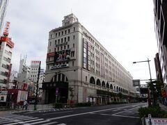 東武線浅草駅から出発です。