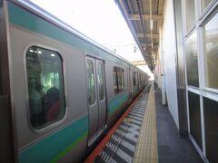 JR成田駅 9:42分am着。