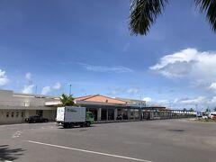 離島ターミナル近くのお店でぽーたまを購入。