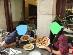 今回の旅行で2回目になるBorgo Nuovoにてイタリア旅行最後の夕食を頂きます。 初日にたまたまここで食事をして最終日に戻って参りました! ヴァチカン市国の近く(東側)にあります。