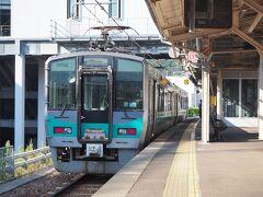 敦賀に着く頃には、だいぶ陽も傾いてきました。。