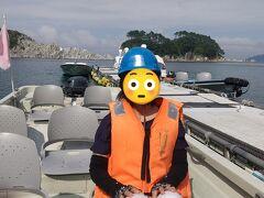 ザッパ船に乗って「青の洞窟」見に行きます。 イタリアでは見れなかったので、リベンジ?です。