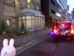 540円で今回お世話になるホテルに到着! ドライバーさんにお礼を言って降ります。