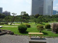 浜松町の隣にある旧芝離宮恩賜庭園