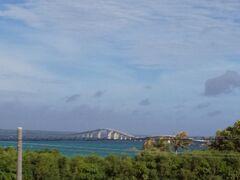 いらぶ大橋を海の駅から撮影