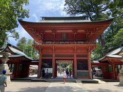 チェックアウト後は茨城、鹿島へ移動。 10年茨城にいるけど、初の鹿島神宮。