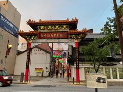 1日目は寝るだけなので長崎港に近いホテルモントレに宿泊。歩いて中華街へちゃんぽんを食べに行きました。