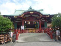 亀戸天神社(本殿)