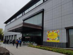 多くの特別展はこちらの平成館で開かれる。国宝鳥獣戯画展は、当然ながら、中では写真は撮影できません。