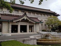 こちらは、本館。日本に関する展示。展示物が多く、ゆっくりと見ようとすると時間が足りない。今回もかなり端折って観覧しました。