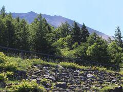 富士スバルライン 平坦な道はせっかち目なのに、山道はとにかく譲る大阪ナンバー・・(笑) 自分のペースで、運転したいそうです。 ・・抜かしていった車から「えぇーいいんですかー」という声が、聞こえてきそうでした。