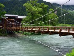 梓川の流れは、やはり速いようです。 お気に入りの一枚になりました。