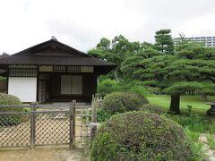 2日目  縮景園へ。  縮景園は広島藩初代藩主  浅野長晟(ながあきら)が 別邸の庭園として築成した大名庭園です。