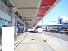 JALのターミナル