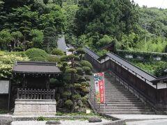 立石寺に入ります