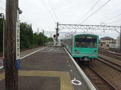 ここから、再び電車に乗って小田原方面に向かう。