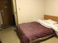 北見プラザホテルにチェックイン。 畳敷ツインって使いやすいよね。