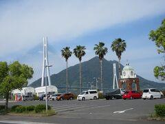 あの「多々羅大橋」を渡って島々をm巡るようです。