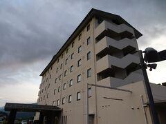 で、今宵の宿は辰野町内にある「エルボン辰野」。 いつもながらのビジネスホテルです。