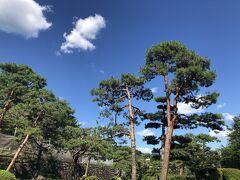 体が冷めたところで 次は舞鶴城公園でポケ活です