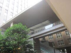 こちらは文科省 文化庁やスポーツ庁なども入る省庁ですが、現在は霞が関コモンゲートに入居しています