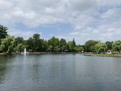 旭橋からの帰りに寄りました。 整備された公園ですね。