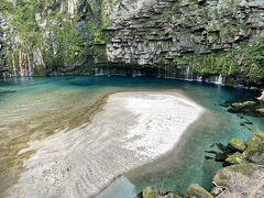 大河ドラマせごどんのオープニングにも使われた滝です。美しかったです。