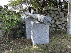 佐多半島の帰り道にあった砲台に寄り道です。