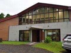 屋久島世界遺産センターです。  地味ですか。ここ、行きたかったんです。