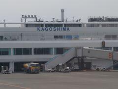 鹿児島空港へ JAL649便    70/   52