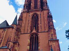 『フランクフルト大聖堂』 またの名を『聖バルトロメウス大聖堂』