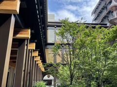 急用で京都へ 地下鉄烏丸御池駅直結『エースホテル』 次回も絶対泊まりたい!