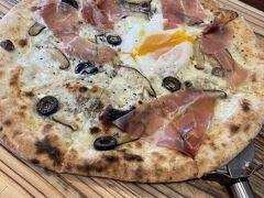 PIZZA PARADISO(ピッツァ パラディッソ) 大賀郷4981ー1 http://www.pizza-paradiso.net/   タルトゥーフォ 1630円