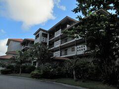 「星野リゾート 西表島ホテル」を横目に見ながら