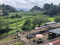 あまてらす鉄道の高千穂駅となり、観光用のスーパーカートが運行されています。
