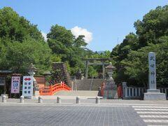 「武田神社」